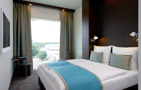 Single room (standard) Motel One Amsterdam