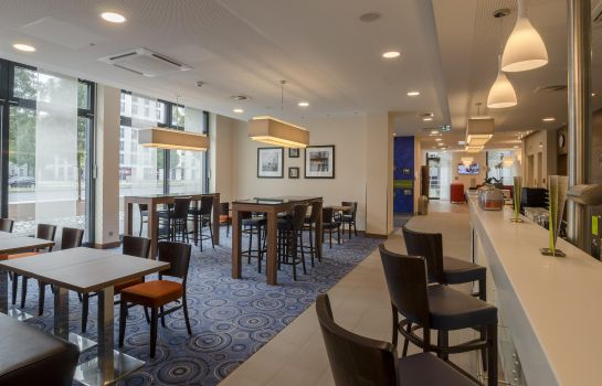 Hotel-Bar Hampton by Hilton Frankfurt City Centre Messe