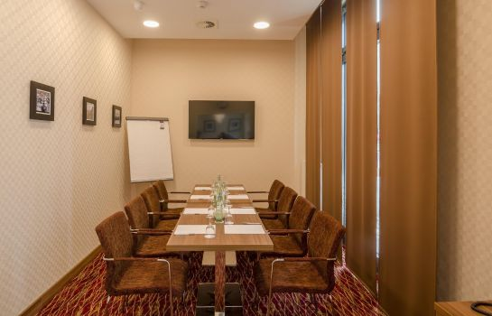 Sala de reuniones Hampton by Hilton Frankfurt City Centre Messe