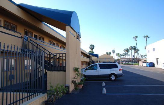 Außenansicht TRAVELODGE SAN DIEGO SEAWORLD