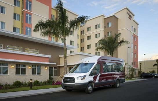 Info Residence Inn Miami Airport West/Doral