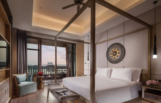 Suite DoubleTree Resort by Hilton Xishuangbanna