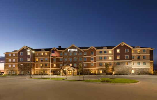 Vista esterna Staybridge Suites MIDLAND