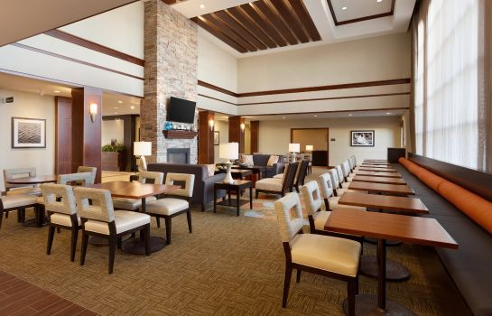 Vestíbulo del hotel Staybridge Suites MIDLAND