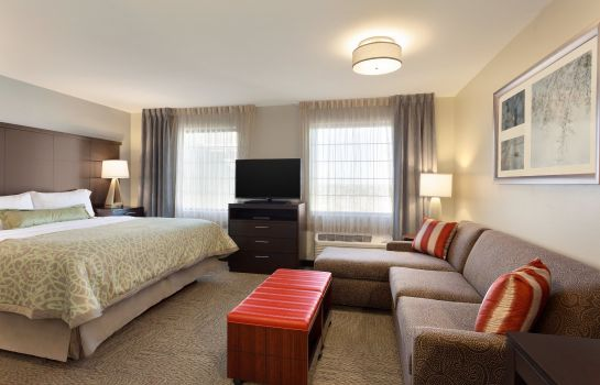 Suite Staybridge Suites MIDLAND