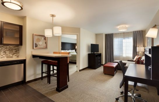 Habitación Staybridge Suites MIDLAND