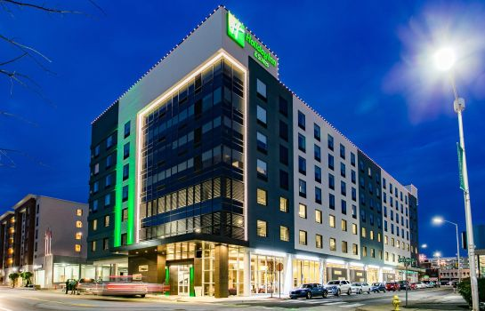 Vista exterior Holiday Inn & Suites CHATTANOOGA DOWNTOWN