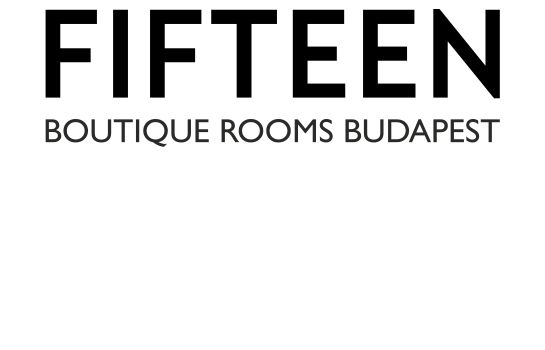 Certificate/Logo FIFTEEN Boutique Rooms  Budapest