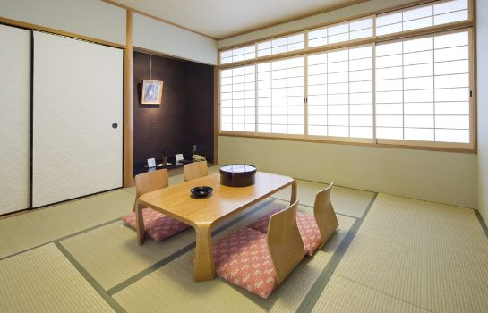 Double room (standard) Coop Inn Kyoto