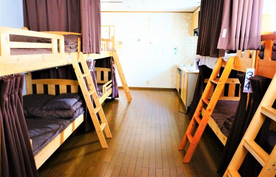 Single room (standard) Osaka Tomato Guest House