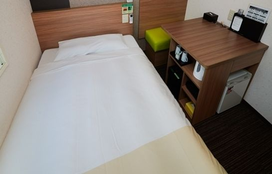 Double room (standard) Super Hotel Shinjuku Kabukicho