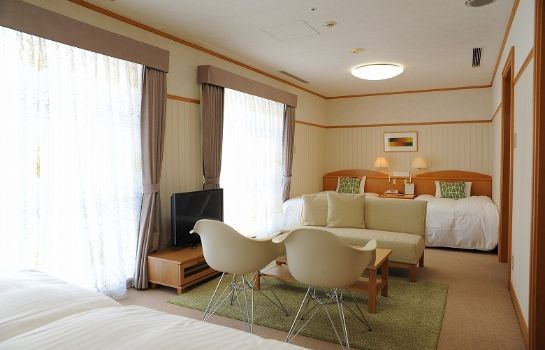 Four-bed room (RYOKAN) Hotel Well View Kagoshima