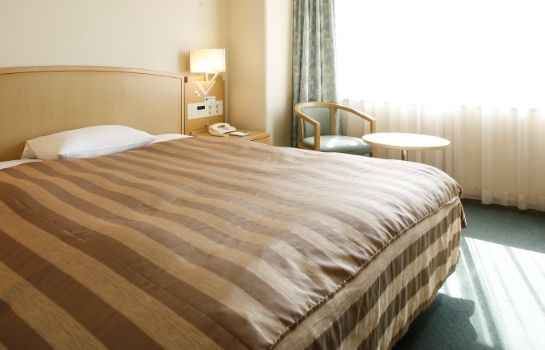Chambre individuelle (standard) Grandvrio Hotel Tokushima (Route Inn Hotel Group)