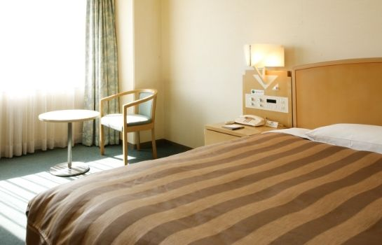 Chambre double (standard) Grandvrio Hotel Tokushima (Route Inn Hotel Group)