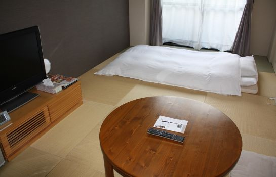 Chambre double (standard) Eco and Tec Kyoto