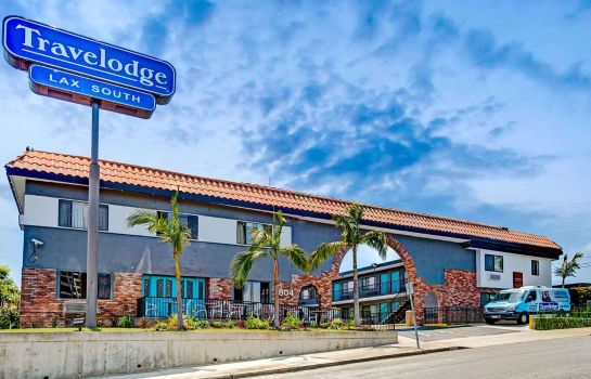 Außenansicht TRAVELODGE BY WYNDHAM LAX SOUT