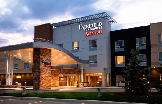 Vista esterna Fairfield Inn & Suites Lethbridge