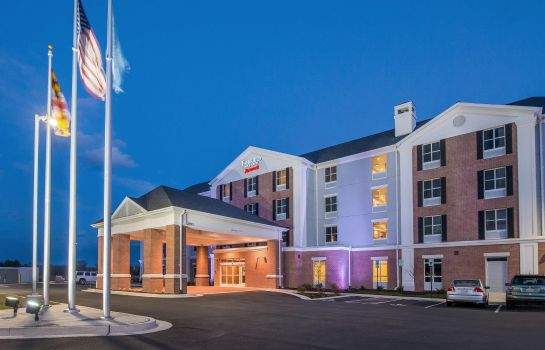 Exterior view Fairfield Inn & Suites Easton