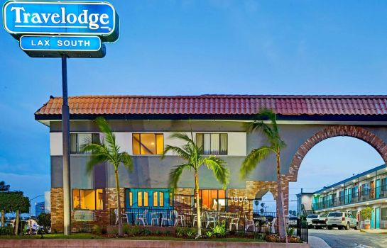 Exterior view TRAVELODGE BY WYNDHAM LAX SOUT