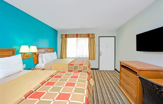 Zimmer TRAVELODGE BY WYNDHAM LAX SOUT