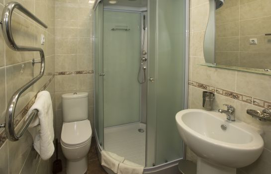 Bagno in camera Pridvorov Guest  House