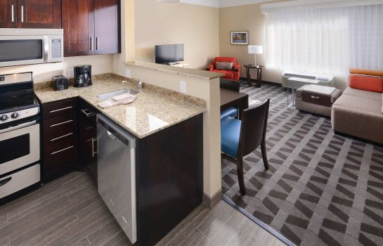 Chambre TownePlace Suites Houston Galleria Area