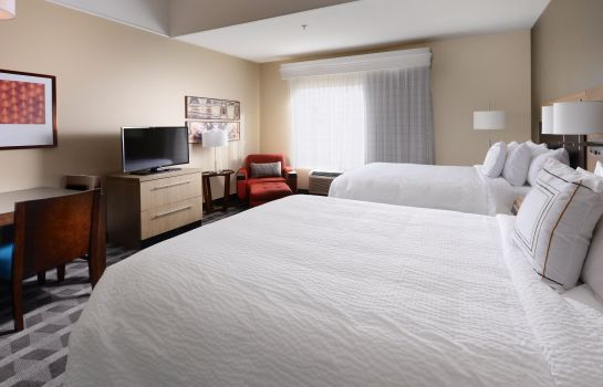 Room TownePlace Suites Houston Galleria Area