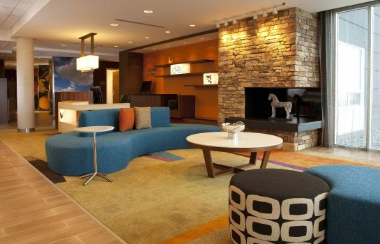 Hall Fairfield Inn & Suites Lethbridge