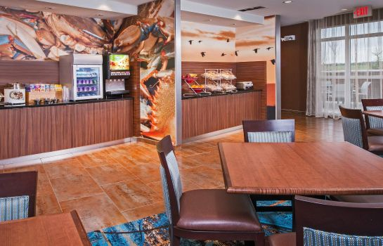 Restaurant Fairfield Inn & Suites Easton