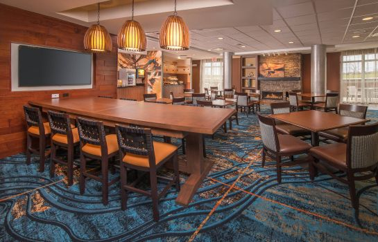 Restaurant Fairfield Inn & Suites Easton Fairfield Inn & Suites Easton
