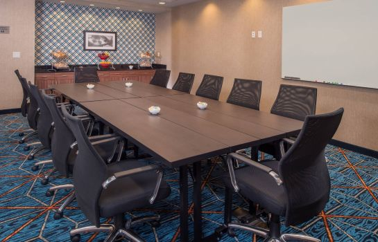 Conference room Fairfield Inn & Suites Easton