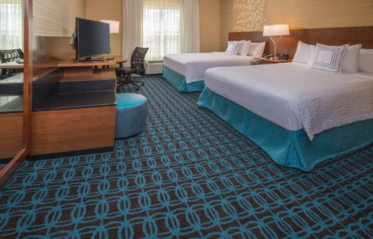 Kamers Fairfield Inn & Suites Easton
