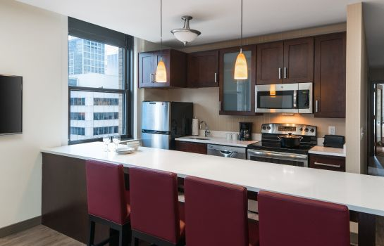 Kamers Residence Inn Chicago Downtown/Loop