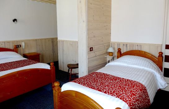 Double room (standard) Hotel les Sapins Logis