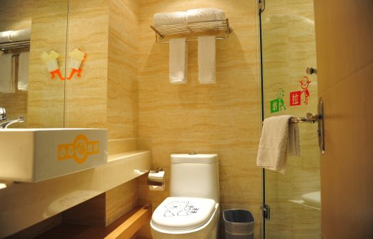 Bagno in camera Sanya Constellation Hotel