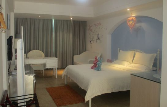 Single room (superior) Sanya Constellation Hotel