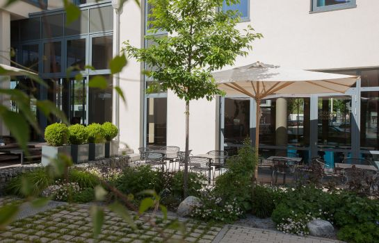 Terrasse Motel One Feuerbach - only for Bosch