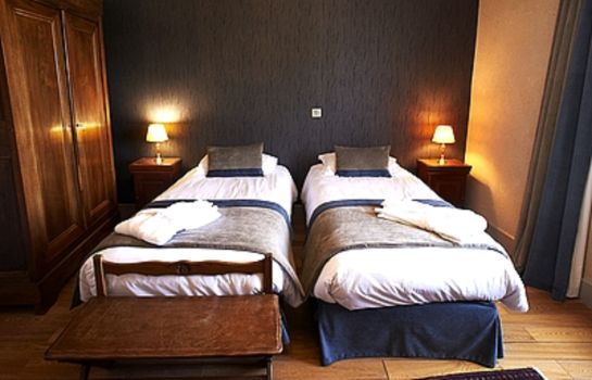 Double room (superior) Hotel Le Bussy Logis