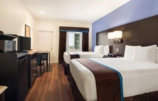 Chambre DAYS INN GALVESTON WEST
