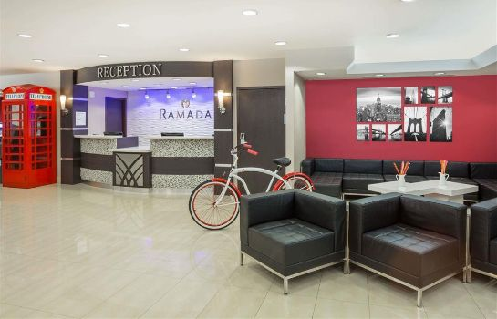 Hotelhalle Ramada by Wyndham Miami Springs/Miami International Airport