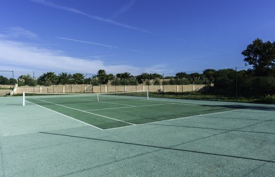 Tennis court Es Lloquet Hotel