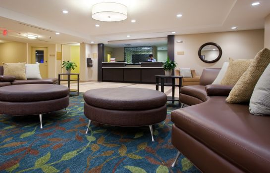 Hotelhalle Candlewood Suites ST. CLAIRSVILLE