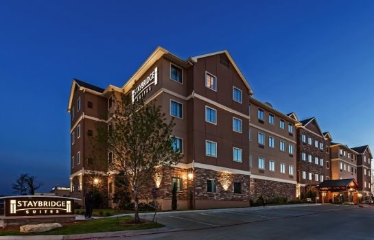 Vista esterna Staybridge Suites FORT WORTH - FOSSIL CREEK