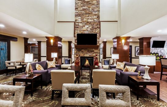 Lobby Staybridge Suites FORT WORTH - FOSSIL CREEK