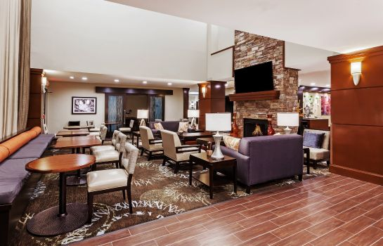 Hotelhalle Staybridge Suites FORT WORTH - FOSSIL CREEK