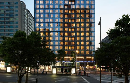 Picture Hotel Peyto Gangnam
