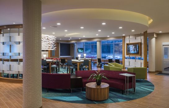 Hotel-Bar SpringHill Suites Wisconsin Dells