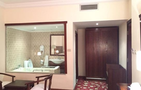 Double room (standard) Petra Nights Hotel