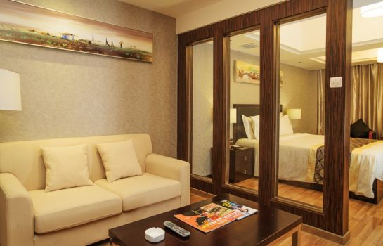 Suite Tujia Siweideng Apartment JiaxingHeng Long Square