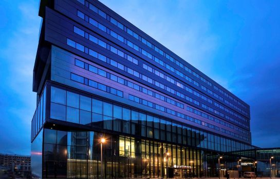 Exterior view Pullman Liverpool